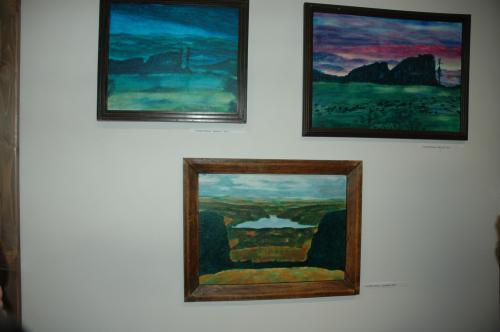 Výstava obrazů F+F