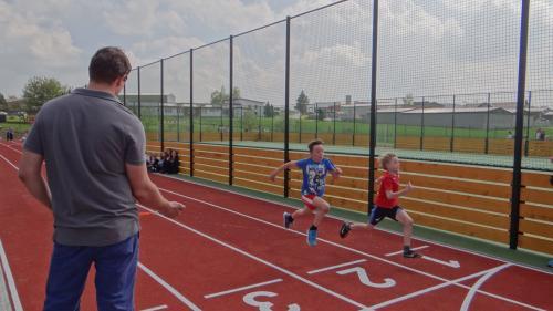 Slavnostní otevření sportovního areálu