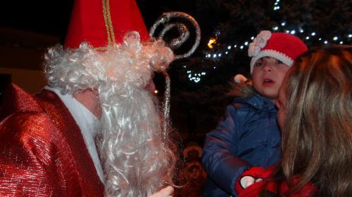 Adventní jarmark a rozsvícení vánočního stromu