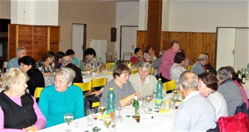 Setkání důchodců 2018